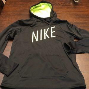 Nike Elite embroidered hoodie.